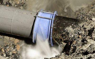 Water Main Break or Home Drainage Problem? How to Tell the Difference.